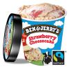 Ben & Jerry's Strawberry cheesecake 500 ml